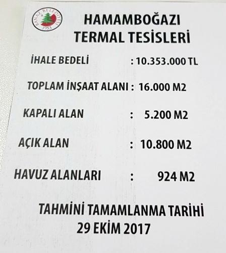 ALİ ERDOĞAN YİNE YAPTI YAPACAĞINI Uşak Hamam Boğazı Termal Tesislerine kavuşuyor. Bu projenin Mimari Projesi bilin kime ait. Uşak'ı hamam ile ilk olarak Kayaağıl termal tesisleri ile tanıştıran Eski Belediye başkanı Mimar Ali Erdoğan'a ait. İki dönem Belediye Başkanlığı yapan Ali Erdoğan tutuklanmadan önce bu güzel projeyi yapmıştı. 14 Aydır Ali Erdoğan tutuklu yatıyor hala davası bile açılmadı. Oysa Ali Erdoğan Hazim Sesli ve Ali Yıldırım'ın yoğun ısrarlarına rağmen belediye başkanlığına adaylığını bile koymamıştı. Cemaat'in ne kadar tehlikeli olduğunu görüp kaçanlardan dı. Ama onun gelecek dönemler adaylığını engellemek isteyenler birilerine ifade verdirip önünü kesme planları yaptı. Bakalım er yada geç adalet yerini bulacak mı?