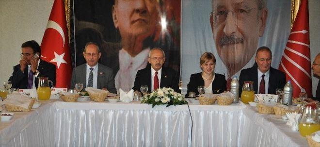 CHP Genel Başkanı Kılıçdaroğlu Balıkesir'de