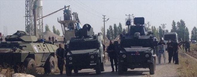Erzurum'da 3 Terörist Yaralı Ele Geçirildi