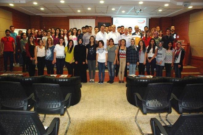 Gaziantep 112 Ailesi Büyümeye Devam Ediyor