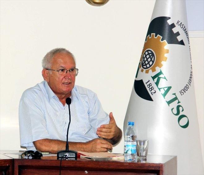 Katso'da 13. Sanayi Kongresi Hazırlığı