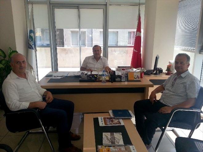 Söke OSB Müteşebbis Heyeti Toplantısı Aydın'da Yapıldı