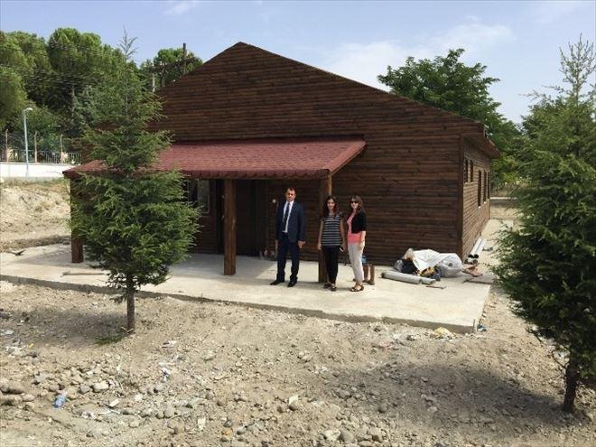 Selendi'nin Çocuk Kültür Sanat Merkezi Hazır