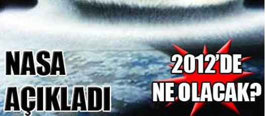 NASA'dan şok açıklama