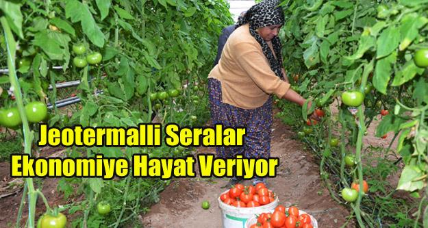 JEOTERMAL İLE 7 BİN...