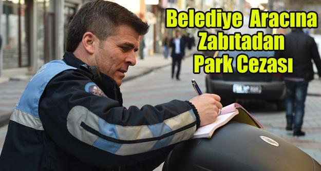Makam araçlarına 'park cezası'