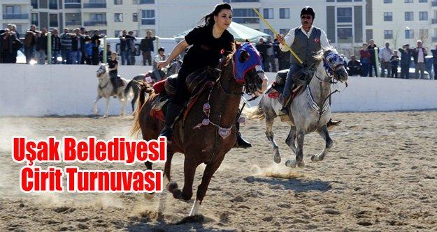 Uşak Belediyesi Cirit Turnuvası