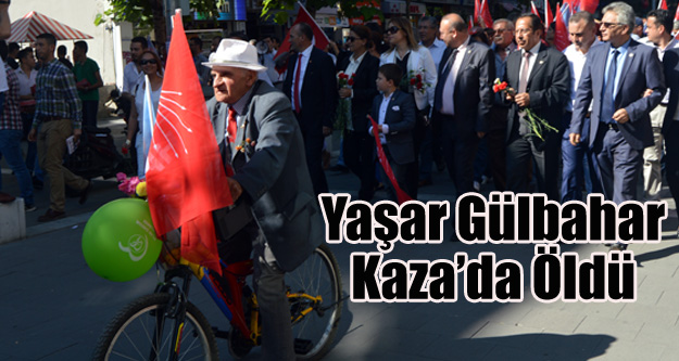 UŞAK'TA TRAFİK KAZASI 1 ÖLÜ