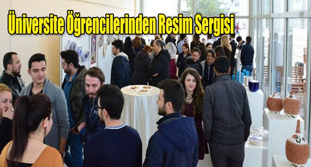 """Uşak Üniversitesi Geleneksel Türk El Sanatları Öğrencilerinden 'Adım"""" Sergisi"""