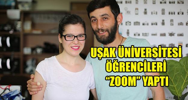 Uşak Üniversitesi Öğrencilerinin Büyük Başarısı