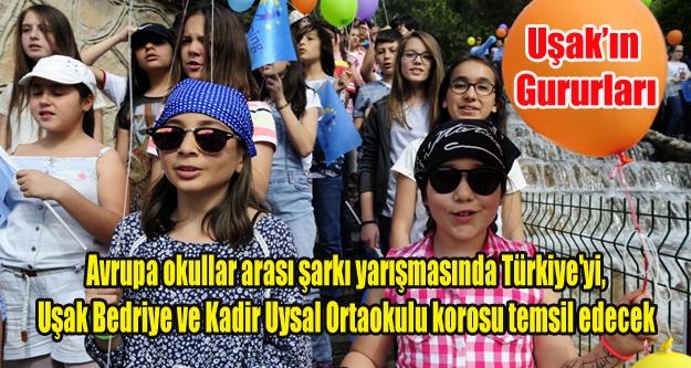 'Schoolovision'da Türkiye'yi Temsil Edecekler