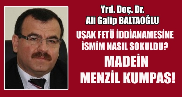 MADE-İN MENZİL KUMPAS!