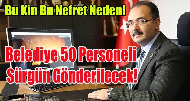 UŞAK BELEDİYESİNDE MOBİNG UYGULAMASI!.