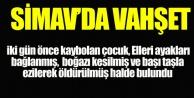 SİMAV#039;DA VAHŞİ CİNAYET