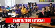 UŞAK#039;TA TEOG HEYECANI