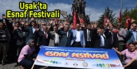 UŞAK#039;TA ESNAF FESTİVALİ