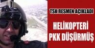PİLOTLARIMIZI PKK#039;NIN ŞEHİT ETTİĞİ KESİNLİK KAZANDI