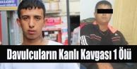 RAMAZAN DAVULCULARININ KAVGASI ÖLÜMLE BİTTİ