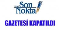 SON NOKTA GAZETESİ OHAL#039;DEN KAPATILDI