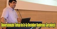Uşak Üniversitesi#039;nde Türkiyede Ar-Ge Destekleri Konferansı Gerçekleşti