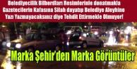 MARKA ŞEHİRDEN MARKA GÖRÜNTÜLER VATANDAŞI ÇILDIRTTI!