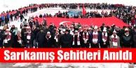 SARIKAMIŞ ŞEHİTLERİ UŞAK#039;TA SAYGIYLA ANILDI