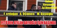 FETÖ#039;DEN İHRAÇ EDİLEN FEN İŞLERİ MÜDÜRÜ GÖREVİ BAŞINDA!