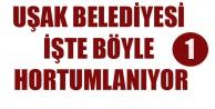 UŞAK BELEDİYESİ İŞTE BÖYLE SOYULUYOR! (1)