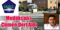 MEDOKSAN#039;IN FABRİKA BİNASINI ÇÜMEN DERİ ALDI