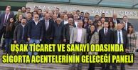 UTSO#039;DA SİGORTA ACENTELERİNİN GELECEĞİ PANELİ YAPILDI