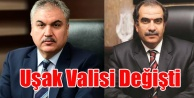 UŞAK VALİSİ DEĞİŞTİ, İŞTE UŞAK#039;IN YENİ VALİSİ