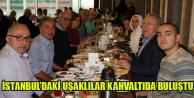 İSTANBULDA Kİ UŞAKLILAR KAHVALTIDA BULUŞTU