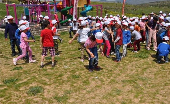 Temiz Çevrem Projesi Çocukları Bilinçlendirdi