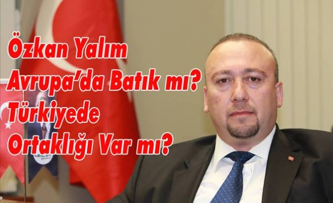 CHP`NİN ÖZKAN YALIM BALONU PATLADI!