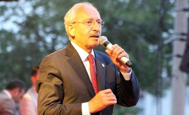 Kılıçdaroğlu: `77 milyonu baş tacı yapacağım`