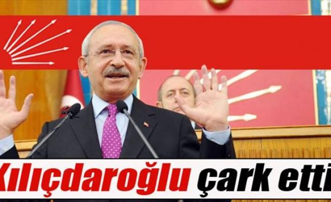 Kılıçdaroğlu Çark Etti