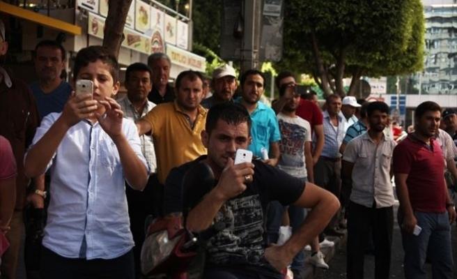 Adana'da Şüpheli Kutu Paniği