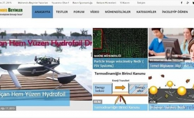 Yurt Dışındaki Mühendislerin Adresi Türk Mühendislik Portalı