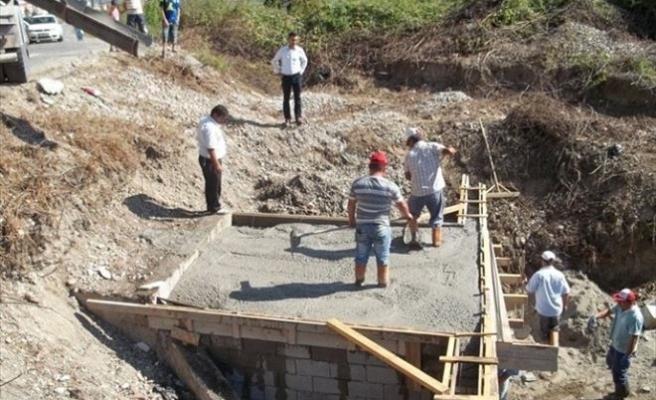 Saltukova Belediyesi'nin Çalışmaları Hızla Devam Ediyor