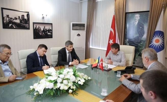 Moldova, Kişinev İle Antalya'nın Kardeş Şehir Olmasını İstiyor