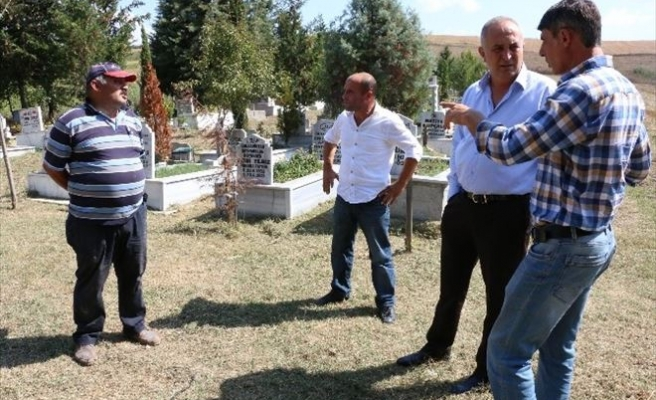 Çiftlikköy'de Asbestli Borular Değişiyor