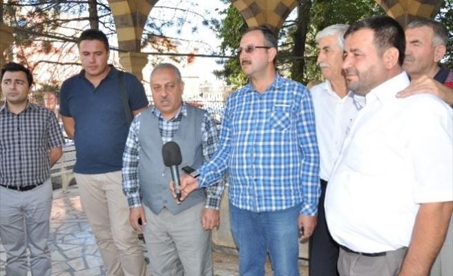 Elbistan'ın Sembolü Olacak Caminin Projesi Çiziliyor