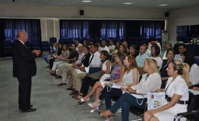 Gaziantep Kolej Vakfı'ndan Öğretmenlerine Oryantasyon Eğitimi