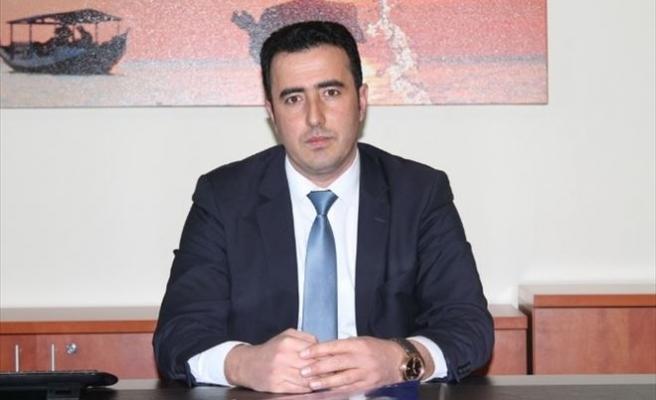 Başkan Çenberlitaş'tan Büyükşehir Belediyesi'ne Teşekkür