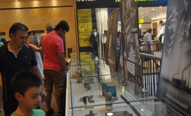 Optimum'da Çanakkale Zaferinin 100. Yılına Özel Sergi
