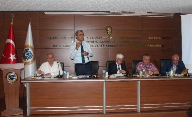 Karaman'da Serbest Bölge Ve Gıda Vadisi Toplantısı