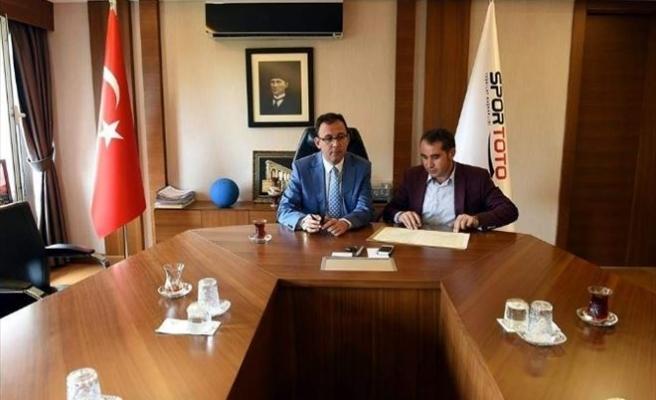 Kaymaklı Belediyesi Spor Toto Teşkilatı İle Protokol İmzaladı