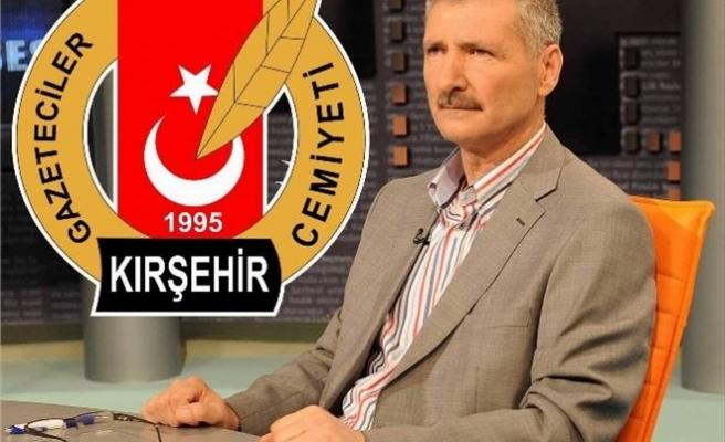 Gazeteciler Cemiyeti Başkanı Mehmet Emin Turpçu: