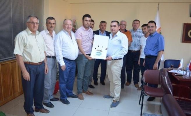 Büyükşehir Tarım Komisyonu Üyeleri Kula'da
