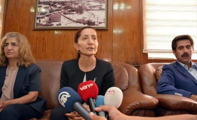 Hakkari Belediyesi'ne Destek Ziyareti